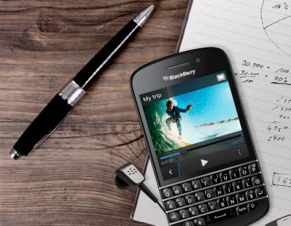 The BlackBerry Q10 Lands To Sprint On August 30th For $199.99