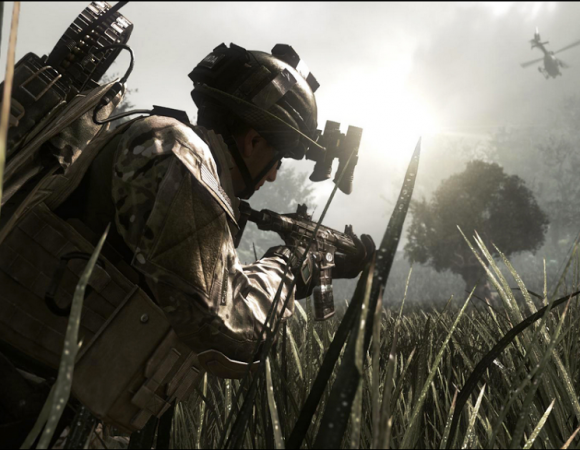 Is This A Teaser For Call Of Duty: Infinite Warfare?