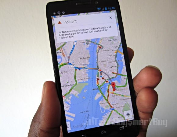 Google And Waze Swaps Resources, Now Adds Real-Time Accidents To Google Maps