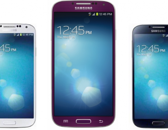 New Galaxy S4 Color For Sprint, Just In Time For Back To School