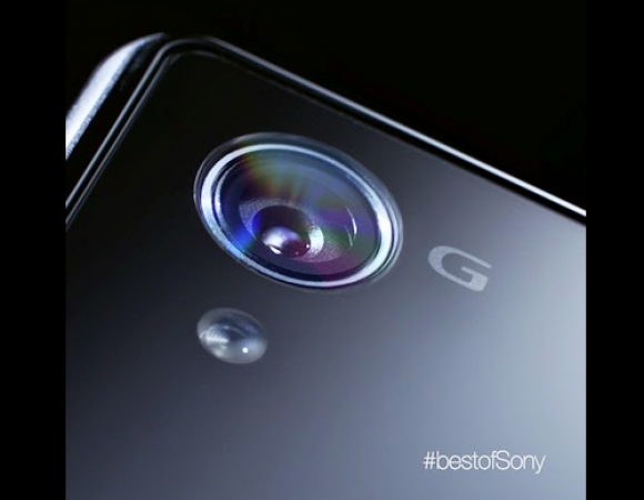 Sony Teases New Android Device, Armed With A 20.2MP Camera Lens