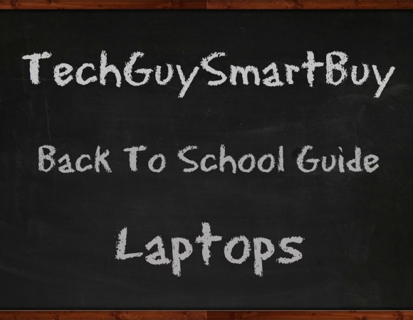 2013 Back To School Guide: Laptops