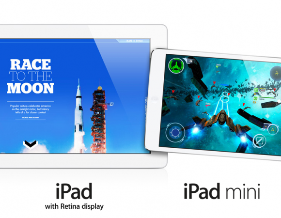 The Retina iPad Mini Now Closer To Happening Later This Year