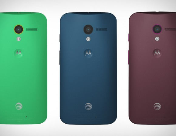 The Moto X For AT&T Becomes Available On August 23rd w/ Moto Maker Customization