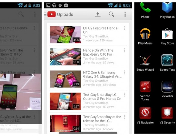 YouTube For Android + iOS Gets A New Look & Multitasking With The New Update (Update)
