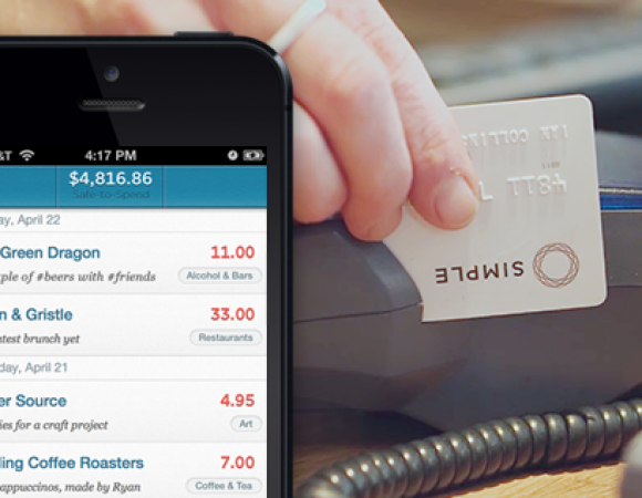 Replace Your Bank With The Online-Only One: Simple (Video)