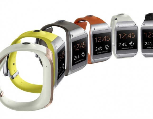 Samsung Unveils The Galaxy Gear Smart Watch To The World
