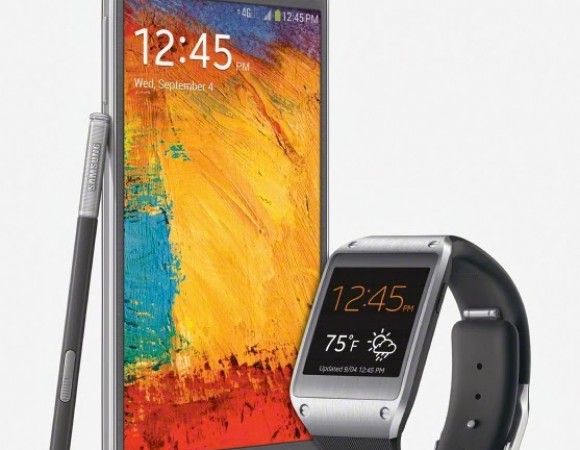 Sprint's Galaxy Note 3 And Galaxy Gear Is Launching on October 4th