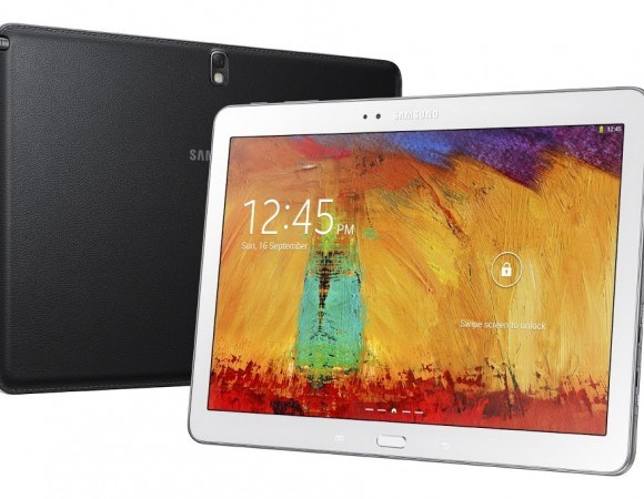 Samsung Refreshes The Galaxy Note 10.1 w/ the 2014 Edition