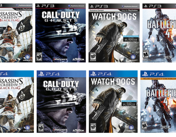 Sony Upgrade Plans From PS3 To PS4 Versions Of Battlefield 4, Assassin's Creed 4, & Watch Dogs