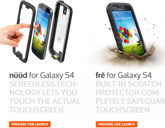 Get LifeProof Protection For Your Galaxy S4