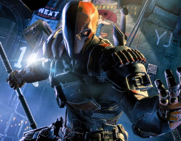 Here's A Look At The Deathstroke DLC Gameplay For Batman: Arkham Origins (Video)