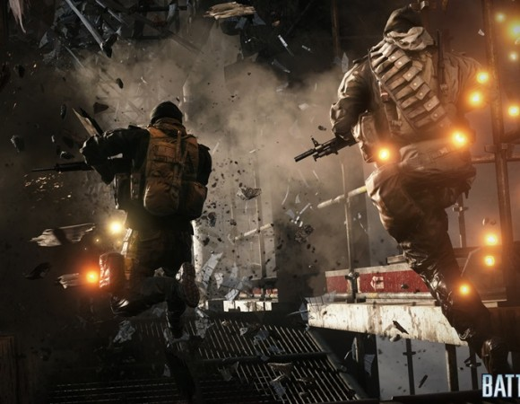 The New Battlefield 4 Trailer Reveals What To Expect From The Multiplayer (Video)