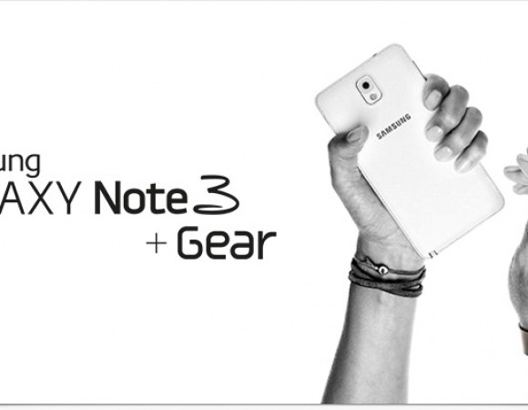 The Galaxy Note 3 & Galaxy Gear Landing To AT&T, T-Mobile, & Verizon In October