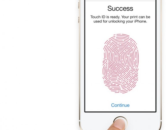 The Story Behind Apple's Fingerprint Scanner (Video)