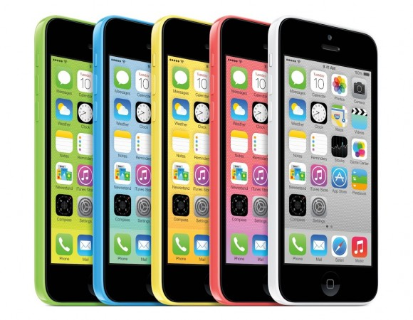 Pre-Order Your iPhone 5c Today
