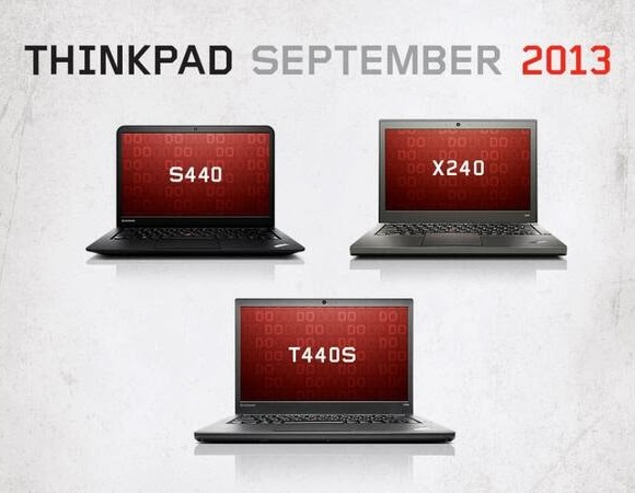 Lenovo Unveils New Thinkpad S, T, & X Series, New Models w/ A Longer Battery Life