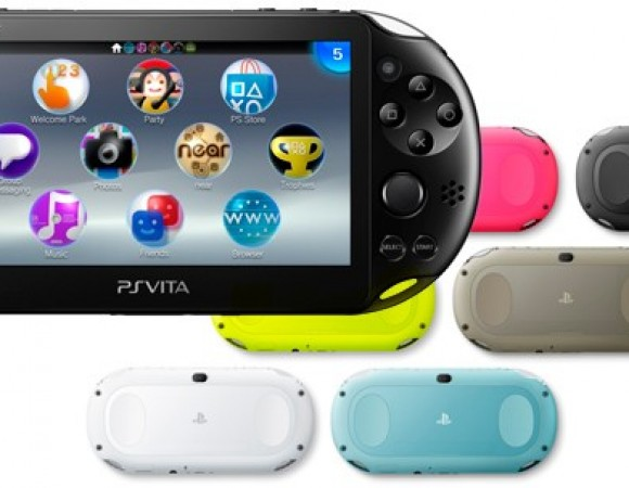 Sony Refreshes The PS Vita; Now Thinner, Longer Battery Life, & More Colors (Video)