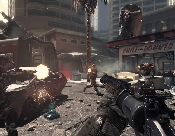 Call Of Duty: Ghosts Reveals Extinction, A 4-Player Co-Op Against Aliens (Video)