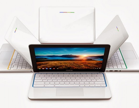 Google Makes Their Latest Chromebook Official, Made By HP & Priced At $279 (Video)