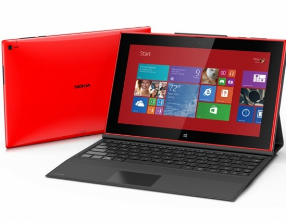 Nokia Reveals Its 1st Tablet: The 10.1inch, Quad-Core CPU Lumia 2520 (Video)