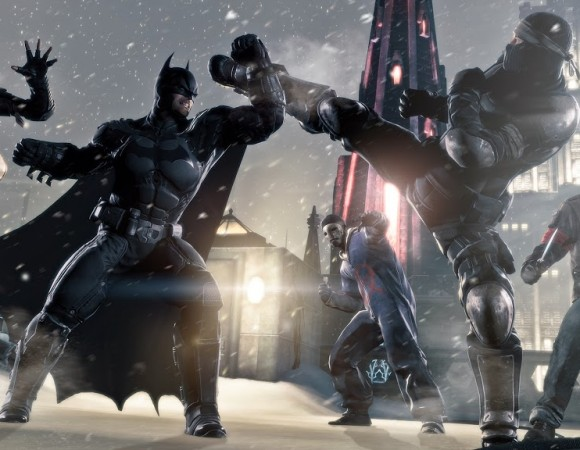 Batman: Arkham Origins Gets A Launch Trailer (Video)