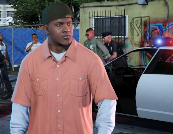 Are CJ & Franklin Of Grand Theft Auto Working On A DLC Project Together? (Video)