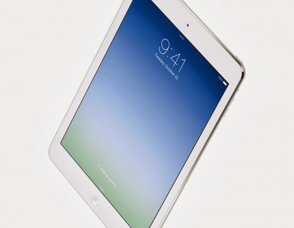 Apple Unveils The Thinner + Lighter iPad Air And The iPad Mini Goes Retina
