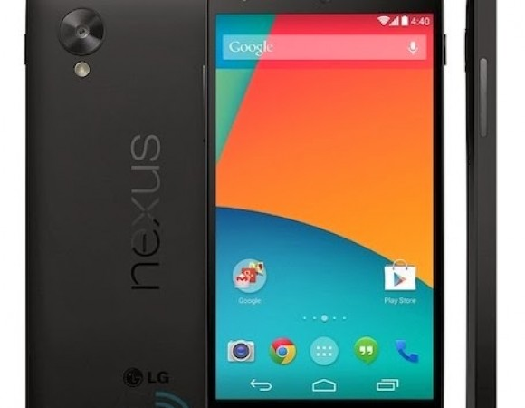 The Nexus 5 Pops Up In The Google Play Store For $349