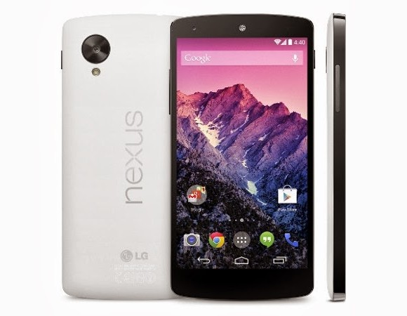 Google Makes The Nexus 5 By LG Official, You Can Order Yours Now Starting At $349 (Video)