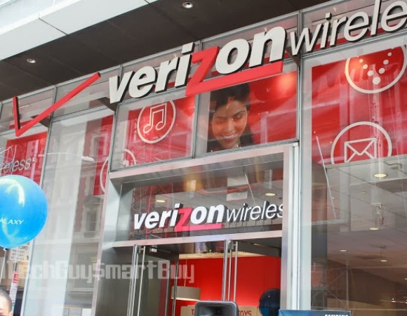Verizon Now Offers Same-Day Delivery For Online Purchases