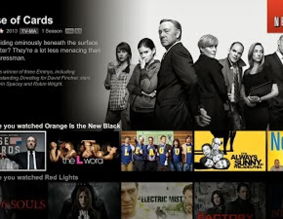 Netflix Updates Their TV Apps With A New Refreshed Interface (Video)