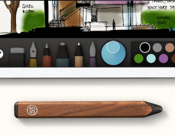 Meet Pencil: The Design Stylus Created To Work With The Paper iPad App (Video)