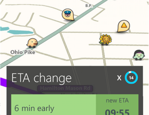 The Amazing GPS App Waze Comes To Windows Phone