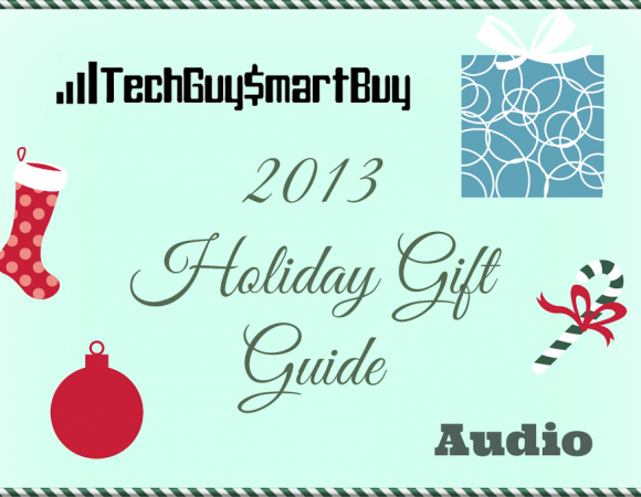Holiday Gift Guide: The Best Audio Of 2013