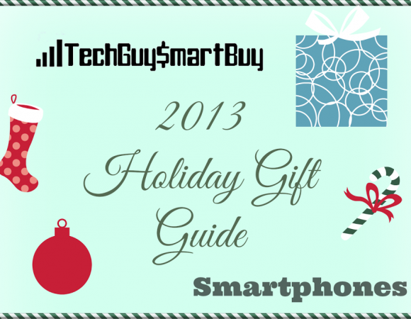 Holiday Gift Guide: The Top Smartphones Of 2013