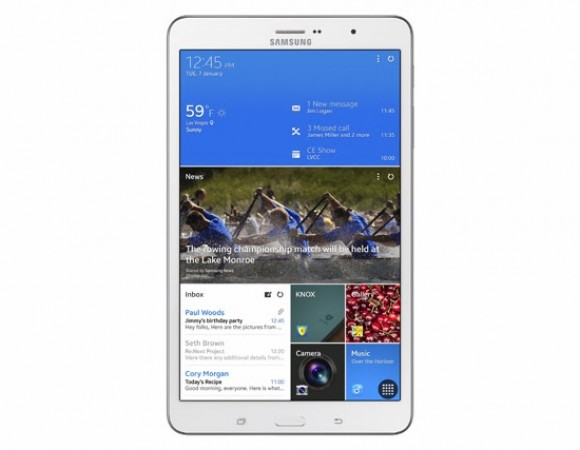 Samsung's Galaxy Tab Tablets Gets Beefier With Their New Pro Line