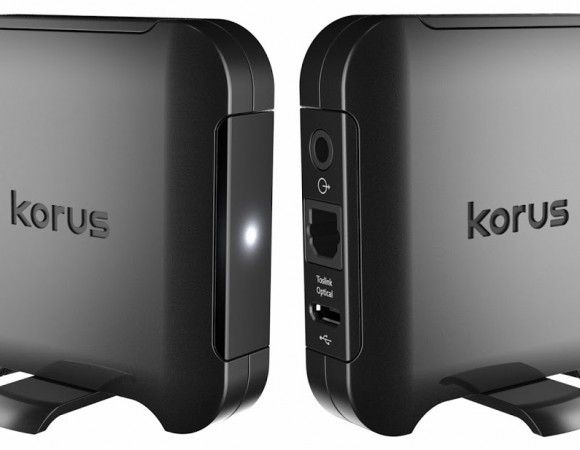 Korus Is Bringing Their Big Sound To Your TV Or Projector