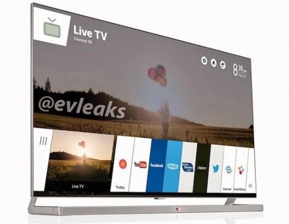 New Report Shows The Return Of WebOS, Redesigned For LG Smart TV