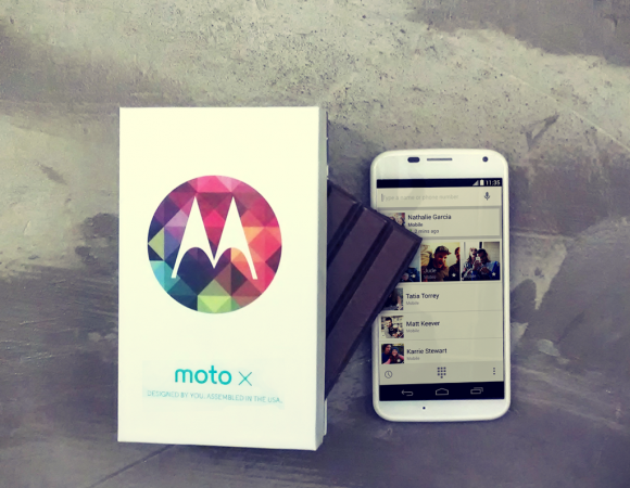 Smart Buy: Get A Moto X For Verizon For Only $49.99 On Contract