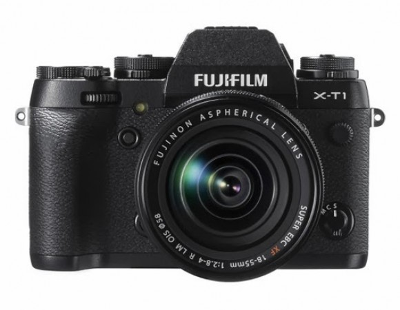 Fujiflim Unveils Their Latest w/ The Weather-Sealed, 16.3MP X-T1 Camera (Video)