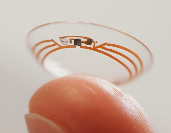 Google Looking For A Smart Way To Monitor Diabetes With The Smart Contact Lens