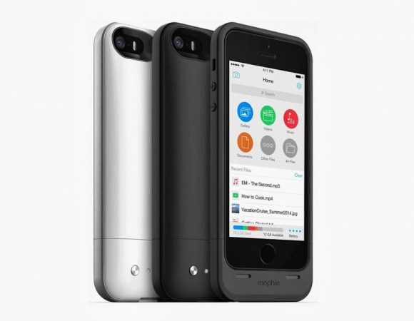 Meet The Mophie Space Pack For Your iPhone, A Battery Pack w/ Extra Storage (Video)