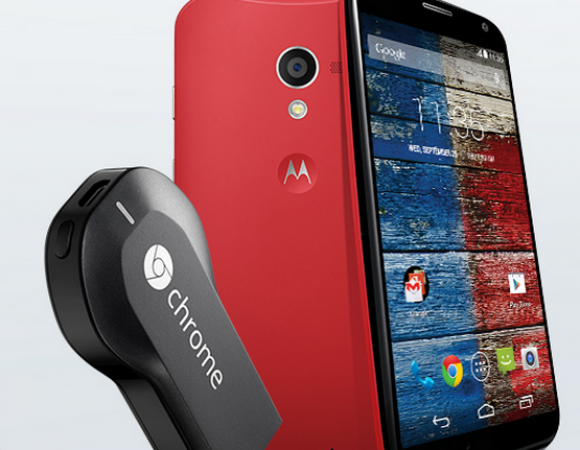 Smart Buy: Buy A Moto X From Motorola And Get A Free Chromecast
