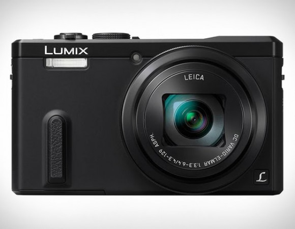 Panasonic Steps Up Its Pocket Camera Game With The Lumix ZS40
