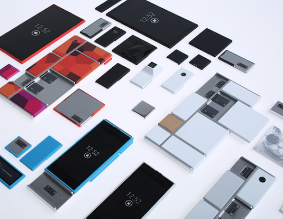 Lenovo Gets Motorola But Google Keeps Project Ara