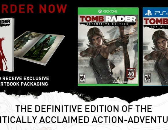 See The Big Difference Of Tomb Raider On The PS3 & The PS4 (Video)