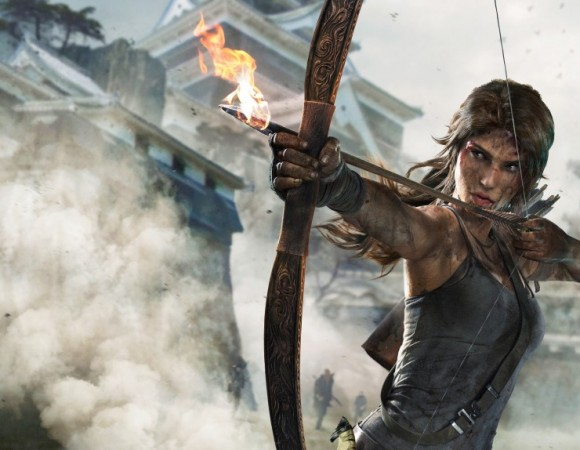 The Next-Gen Tomb Raider: Definitive Edition For The PS4 Or Xbox One Is Out Now (Video)