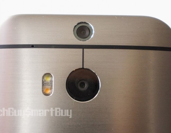 Ultrapixel Lens Testing For The HTC One M8 (Video)