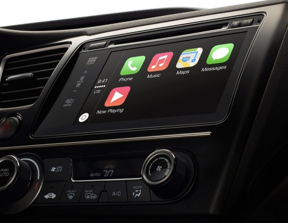 Apple Unveils CarPlay: An iOS-Based Infotainment System For Your Car (Video)